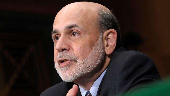 Ben Bernanke hat nichts Gutes zu berichten.