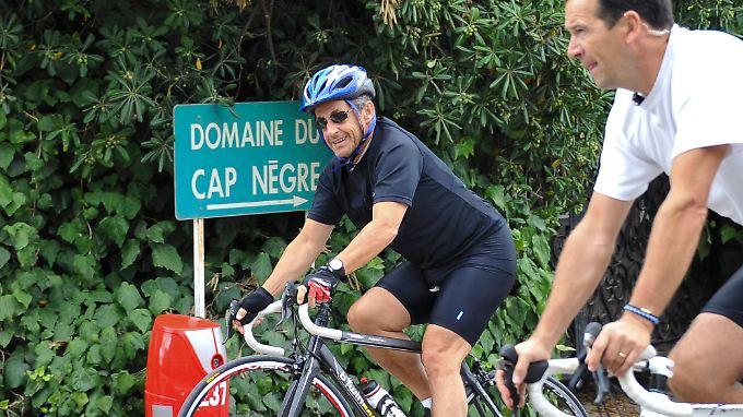 Am Cap Negre bei St. Tropez besitzt die Schwiegermutter ein Häuschen.
