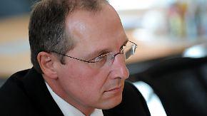 Nord-CDU entscheidet schnell: De Jager soll auf Boetticher folgen