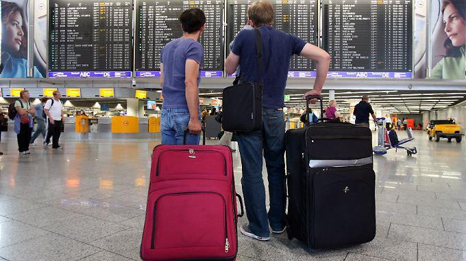 Airlines müssen sparen: Gebührentricks machen Schule