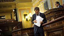 Schuldenbremse in die Verfassung: Spanien folgt Merkels Ruf