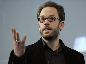 Schwieriger Charakter: WikiLeaks-Aussteiger Daniel Domscheit-Berg flog kürzlich aus dem Chaos Computer Club.