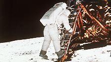 Zum 80. Geburtstag von Neil Armstrong: Als der Adler landete
