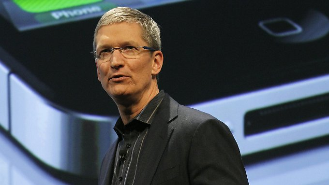 Kein zweiter Steve Jobs: Tim Cook lenkt Apple