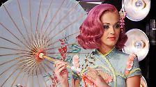 Geballte Weiblichkeit, ein Lady-Boy und eine, die fehlt: Geheimoperation MTV-Awards