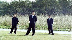 Mehr als 85.000 Yakuza gibt es in Japan.