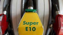 Der Treibstoff E10 ist beim Autofahrer unbeliebt.