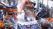Auftragsboom aus der Autobranche: Kuka sitzt auf vollen Büchern