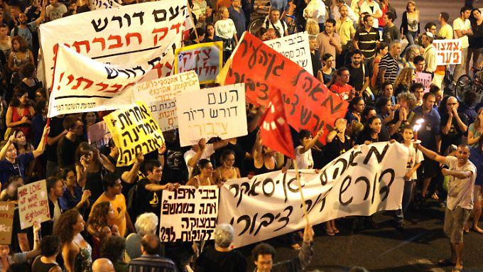 Hunderttausende gingen in den vergangenen Wochen auf die Straße.