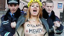 Blankziehen aus Protest: Die nackten Argumente von Femen