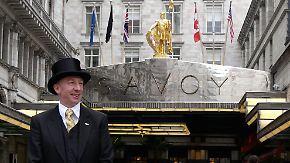 Olympische Spiele in London 2012: Luxushotels putzen sich raus