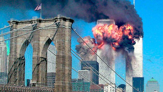 Bei den Terroranschlägen vom 11. September 2001 kamen fast 3000 Menschen ums Leben.