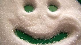 Schuld am Verlangen nach Zucker ist der Blutzuckerspiegel.