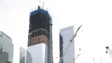 Ground Zero ist wieder lebendig: One World Trade Center wächst
