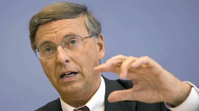 Wolfgang Bosbach ist einer der prominentesten Kritiker der Rettungsschirm-Ausweitung.
