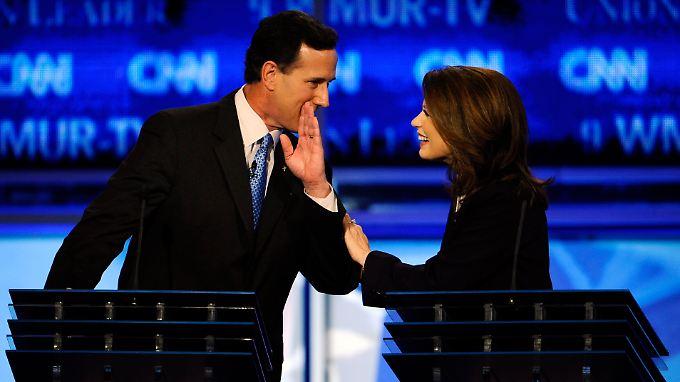 Gemeinsam gegen die Job-Politik: Republikaner greifen Obama an