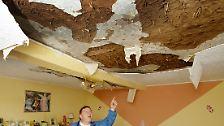 Schäden in Millionenhöhe: Schwere Unwetter über Deutschland