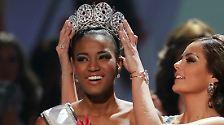 Legen wir Protest ein?: Die Wahl zur Miss Universe 2011