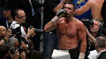 Witali Klitschko nimmt die Beleidigungen von David Haye mit der Gelassenheit eines echten Champions hin.