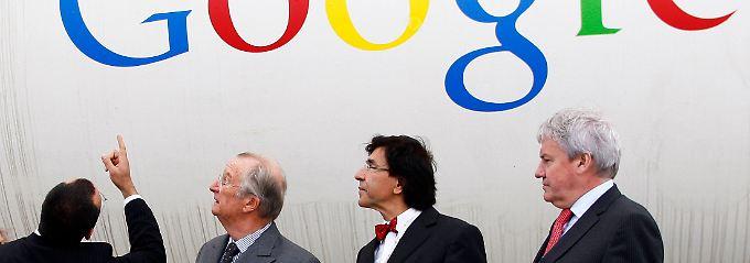 Zeigt den Kreditkartenanbietern, wo es langgeht: Google.