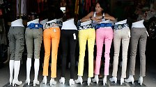 Hose runter!: Der harte Kampf um die Jeans