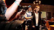 """Amanda Knox darf gehen: Freispruch für """"Engel mit den Eisaugen"""""""