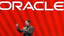 Oracle-Chef Ellison schießt sich auf HP ein.