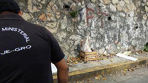 Makabre Drohungen: Mafia terrorisiert Mexikos Schulen