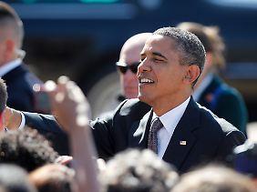 Obama tritt wieder an - doch mit welchen Chancen?