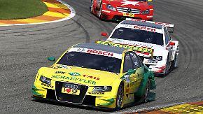 PS - Motorsport pur: Tomczyk gegen Spengler