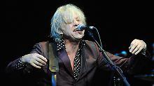 Auch mit 60 noch nicht in der Rocker-Rente: Bob Geldof.