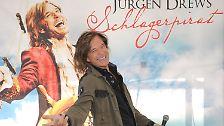 Alle Mann - und Frauen - an Deck: Jürgen Drews als Schlagerpirat