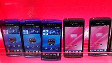 Angebot an Ericsson: Sony will Handysparte für sich