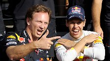 Dominant, abgeklärt, sympathisch: Sebastian Vettel ist die Nummer eins