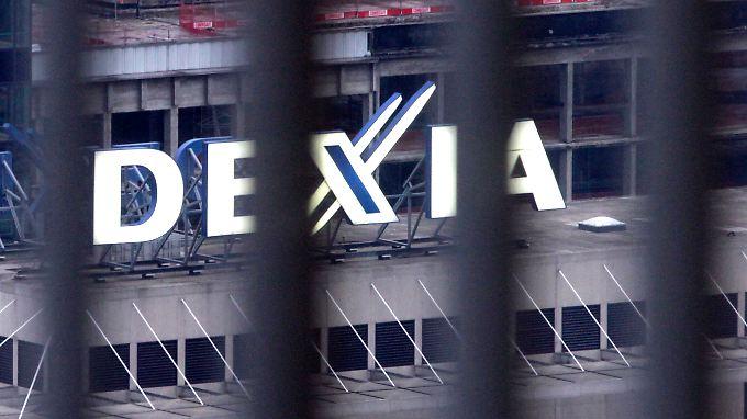 Europäischer Testfall: Belgien und Frankreich zerschlagen Dexia