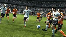 Nichts für Rumpel-Fußballer: PES 2012 ist ein Volltreffer