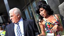 Amy Winehouse und ihr Vater hatten ein sehr enges Verhältnis.