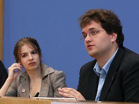 In Berlin sitzen die Piraten schon im Abgeordnetenhaus.