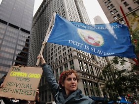 An der Wall Street ist Bewegung.