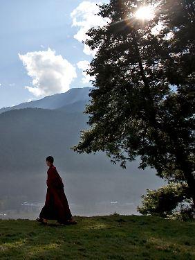 Spiritualität, Gerechtigkeit, Umweltschutz und Harmonie - das sind nur einige der Kategorien, mit denen versucht wird, das Glück der Bhutaner zu messen.