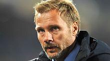 Bundesligist zahlt eine Million Euro: Fink trainiert den Hamburger SV
