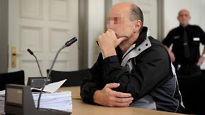 Reemtsma-Entführer erneut vor Gericht: Thomas Drach zwangsvorgeführt