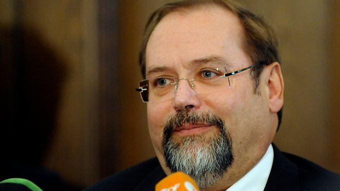 Sauerland könnte Mitte Februar von den Duisburgern abgewählt werden.