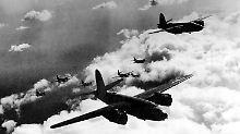 """Bomben in """"jede Hunnenecke"""": Wie der Luftkrieg die Moral erschüttern sollte"""