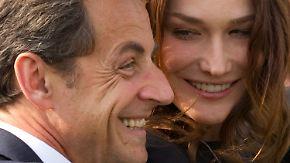 Ein Baby im Élysée-Palast: Bruni-Sarkozy bringt Tochter zur Welt