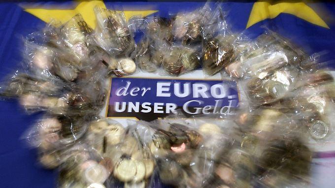 Der Euro hat derzeit einen schweren Stand.