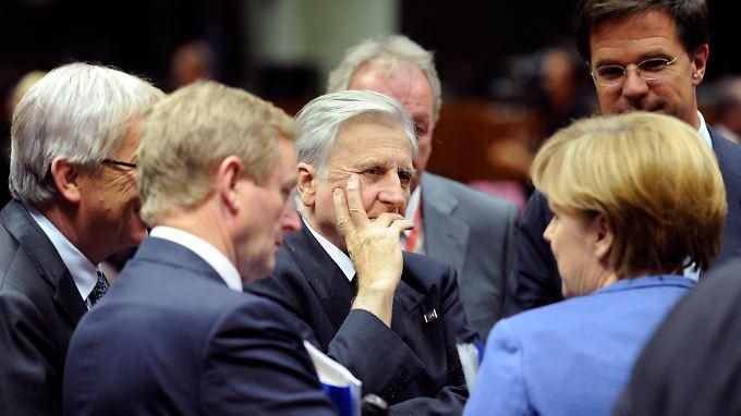 Nach dem EU-Gipfel ist vor dem EU-Gipfel: Konkrete Beschlüsse werden vertagt
