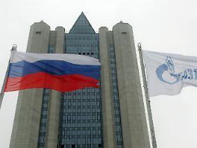 Zentrale in Moskau: Von hier aus steuert Gazprom seine Geschäfte. Envacom könnte bald russisches Erdgas an deutsche Verbraucher vermitteln.