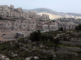 Die Bauwut in Israel kennt keine Grenzen.