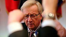 """Zitate des EU-Gipfels: """"Weil Ihnen nichts anderes übrigblieb"""""""